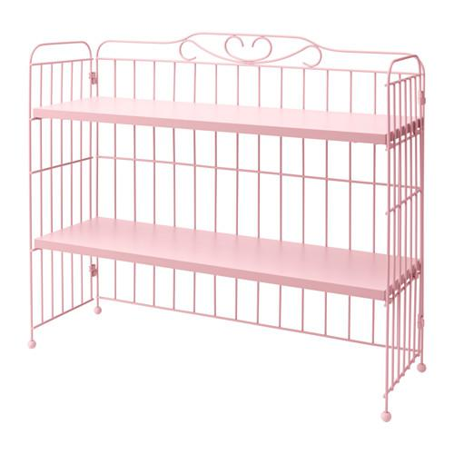 ФАЛЬКХОЙДЕН Дополнительный модуль для стола - розовый