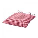 IDGRAN poduszka na krzesło - czerwony
