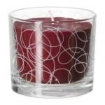 НОРРЕСКУГ Ароматическая свеча в стакане