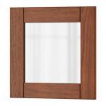 ФИЛИПСТАД Стеклянная дверь - 40x40 см