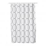UDGRUND curtains for the bathroom