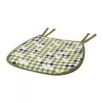ANVYU cuscino su una sedia - Verde