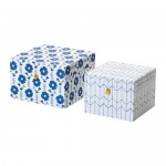 ANILINARE decorative box, 2 pcs.