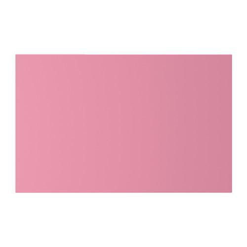 ЛАППВИКЕН Дверь/фронтальная панель ящика - розовый