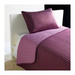 Carita bedspread and pillow case - lilac, 180x280 / 40x60 see