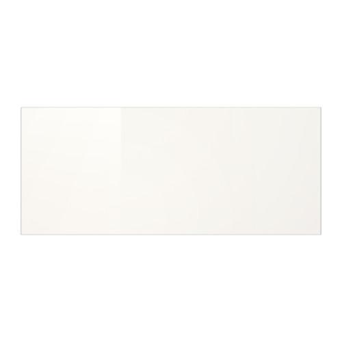 СЕЛЬСВИКЕН Фронтальная панель ящика - глянцевый белый