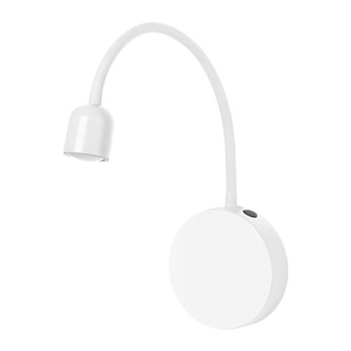 BLOVIK Applique LED - alimenté par batterie blanc