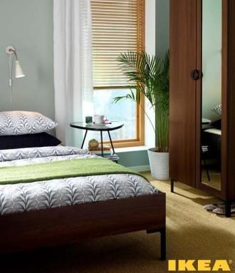 Интерьер спальной комнаты