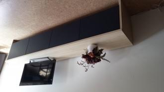 TV-meubel Essen-Blauw