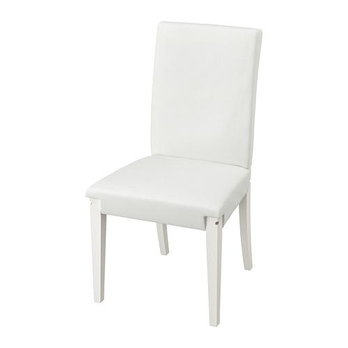 ХЕНРИКСДАЛЬ Каркас стула - белый