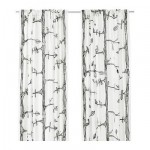 Avary curtains, 2 pc