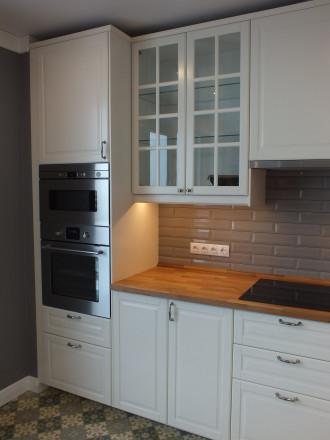 Dapur IKEA dari studio CrossArtStudio
