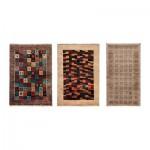 PERSISK H Gabbeh килим, дълъг влас