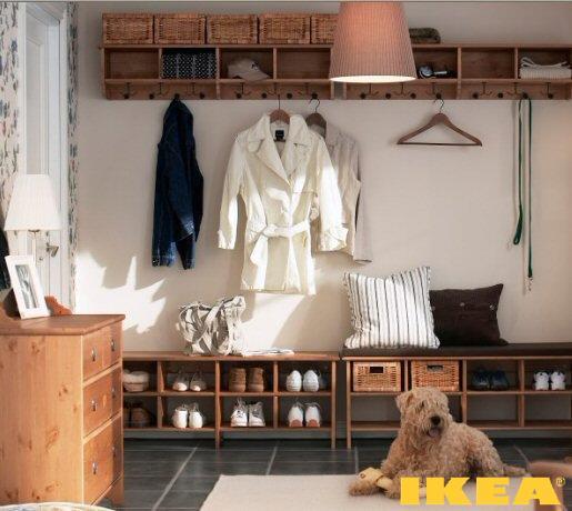 Corridoio interno IKEA