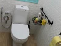 Fintorp di bahagian dalam bilik mandi