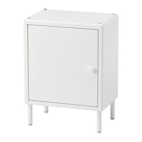 DYNAN cabinet with door white