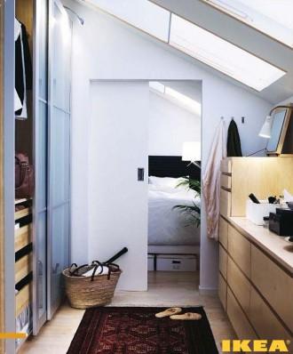 dressing interior