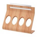 RIMFORSA podstawka / pojemnik bambusowy
