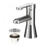 RORSHER basin mixer with the release of