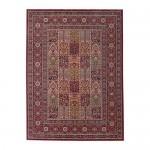 VALBY RUTA carpet, short pile multi-colored cm 170x230