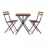 Table TERNO + tabouret 2, d / jardin