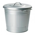 KNOD bucket with lid