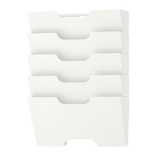 Revistero KVISSLE pared blanco