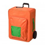 FLYTTBAR контейнер оранжевый