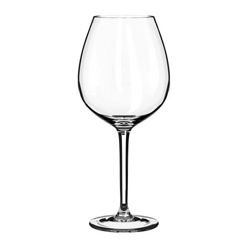 HEDERLIG red wine glass clear glass 59 cl