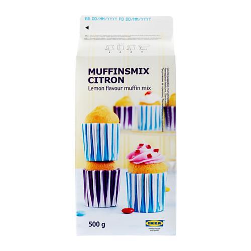 MUFFINSMIX CITRON Смесь д/маффинов/лимонный аромат