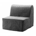 LYCKSELE LÖVÅS кресло-кровать Валларум серый