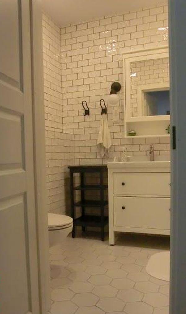 łazienka W Wieprz I Wszechobecnych Hemnes