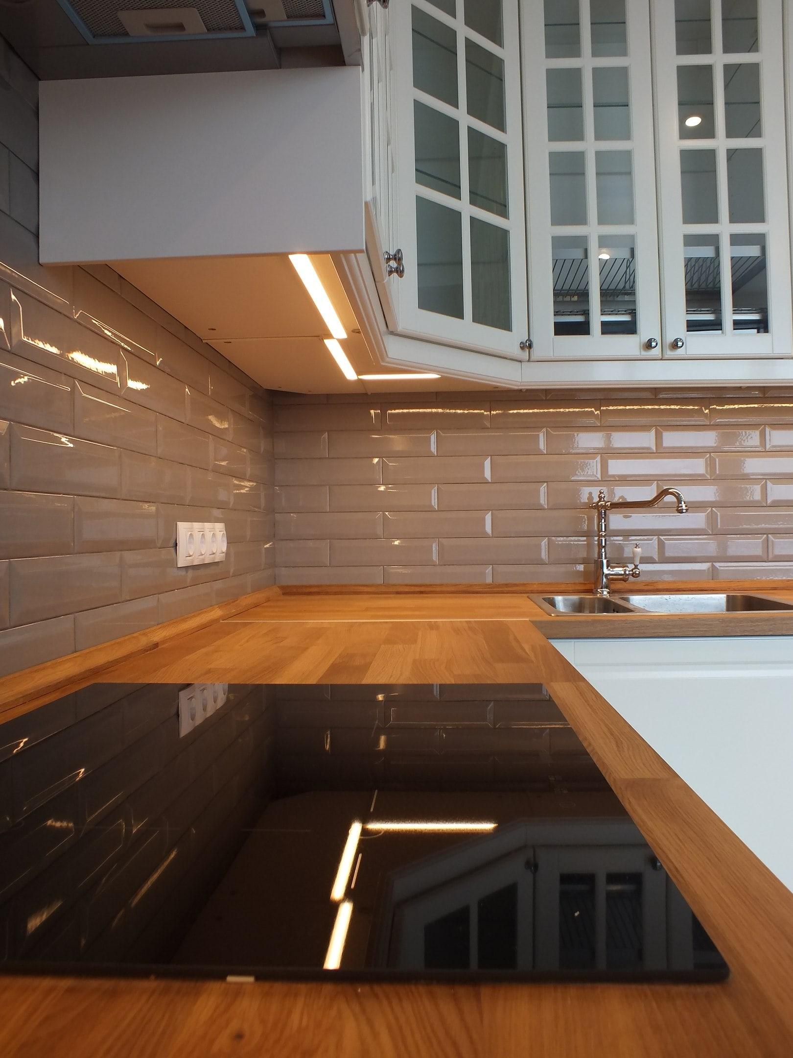 Ikea k chenstudio von crossartstudio for Studio de travail ikea