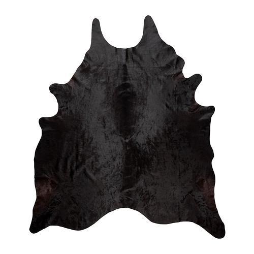 KOLDBI skóry wołowej - Black / White