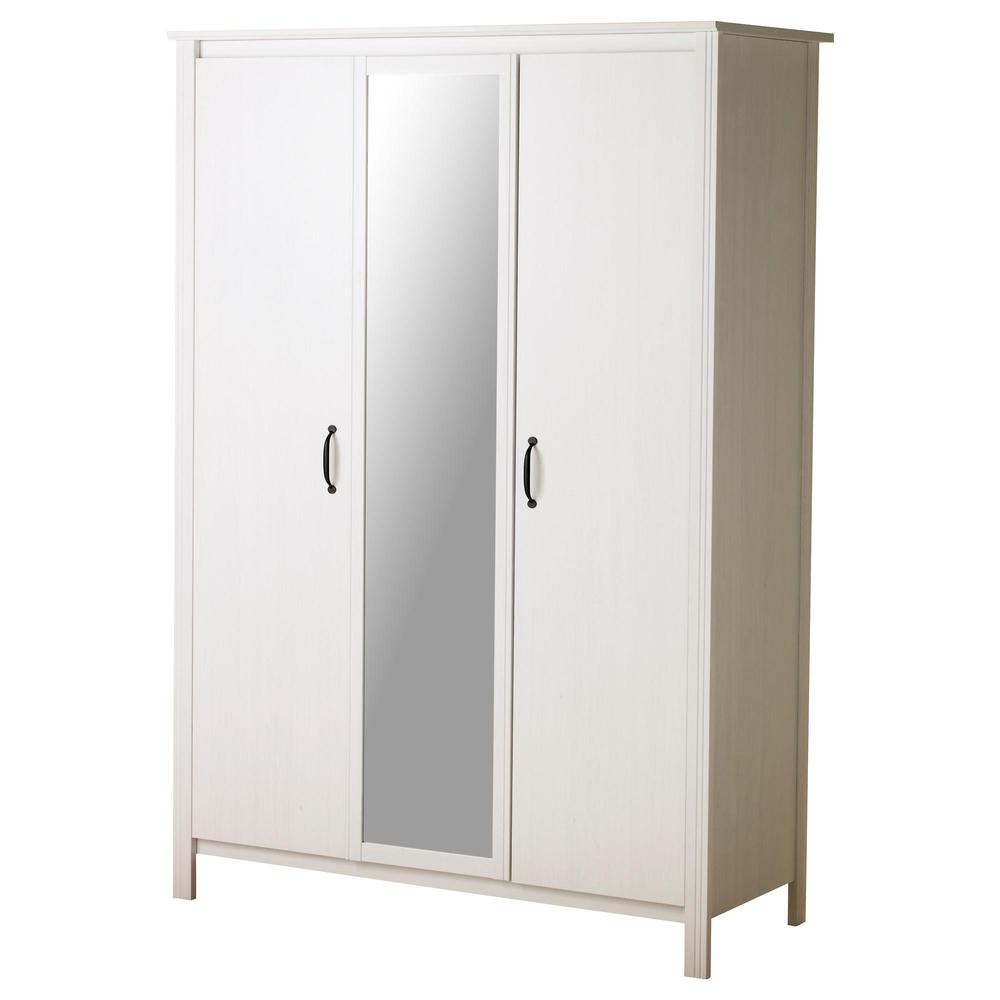 BRUSALI Wardrobe 3 Door