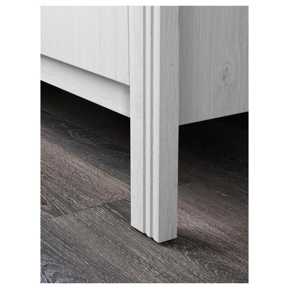 Guardaroba Brusali Ikea.Brusali Armadio 3 Porte Bianco