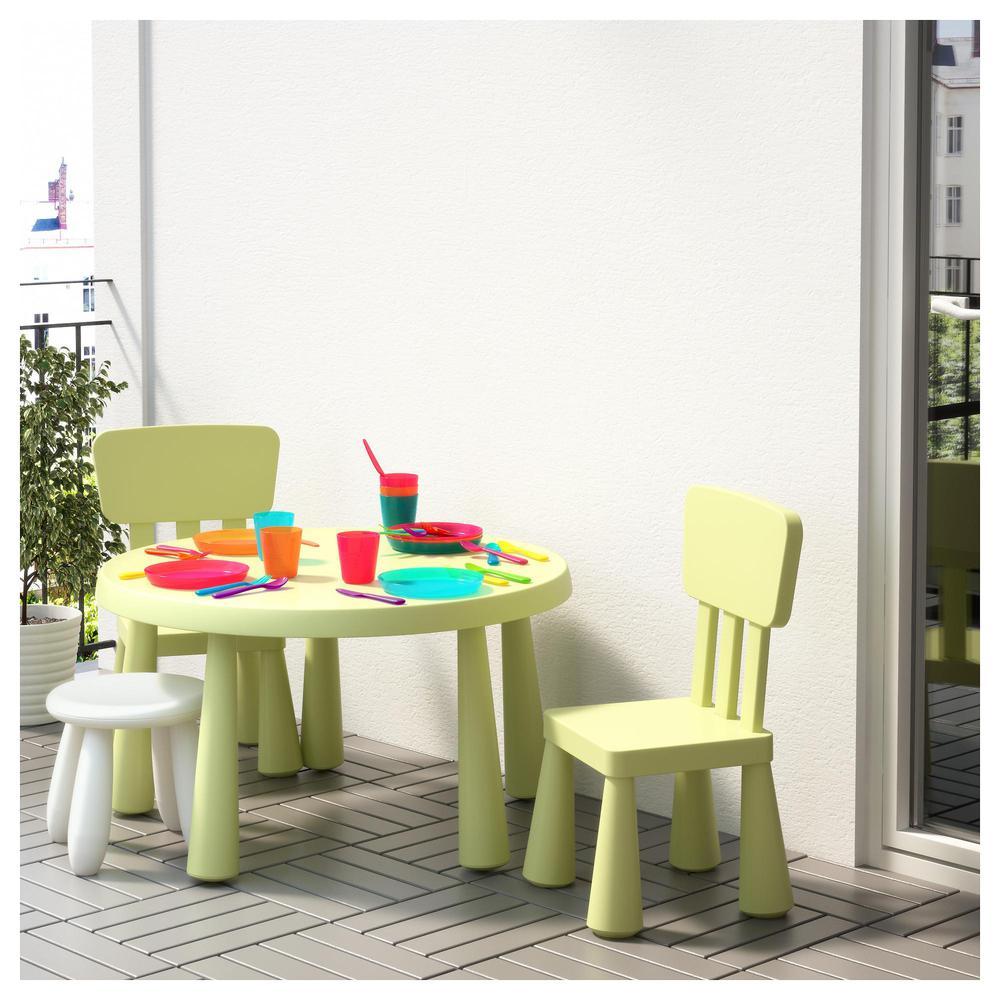 b200e7b553be MAMMUT Detský stôl (002.675.70) - recenzie