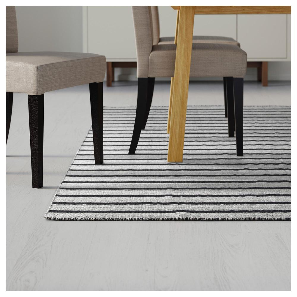 OSTED alfombra, sin pelusa 160x230 cm (802.703.09
