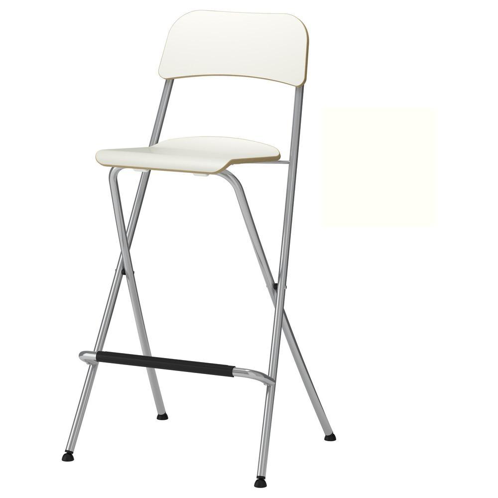 FRANKLIN Bar stol, fällbara 63 cm