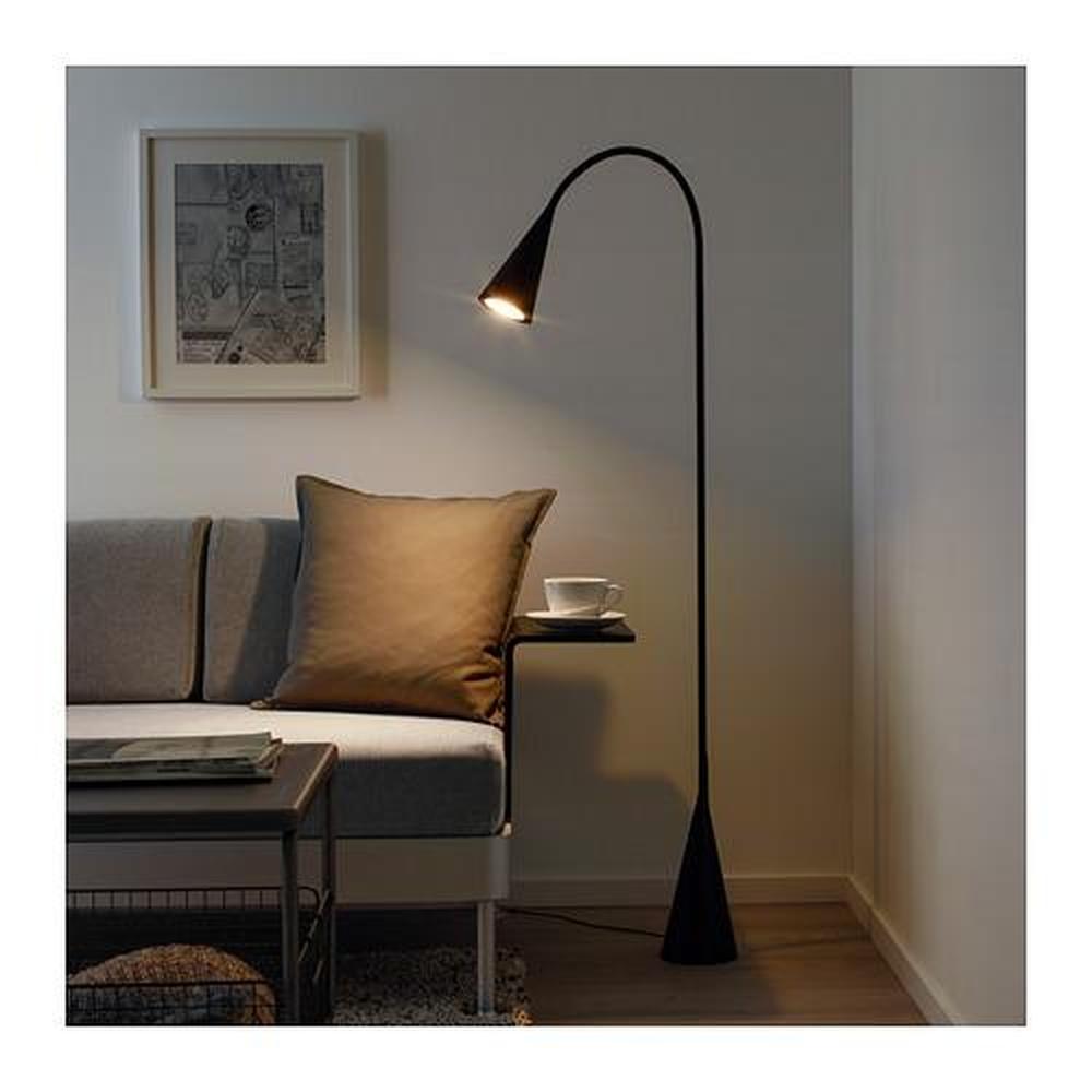 DELAKTIG lampgolv, LED (003.965.86) recensioner, pris, var