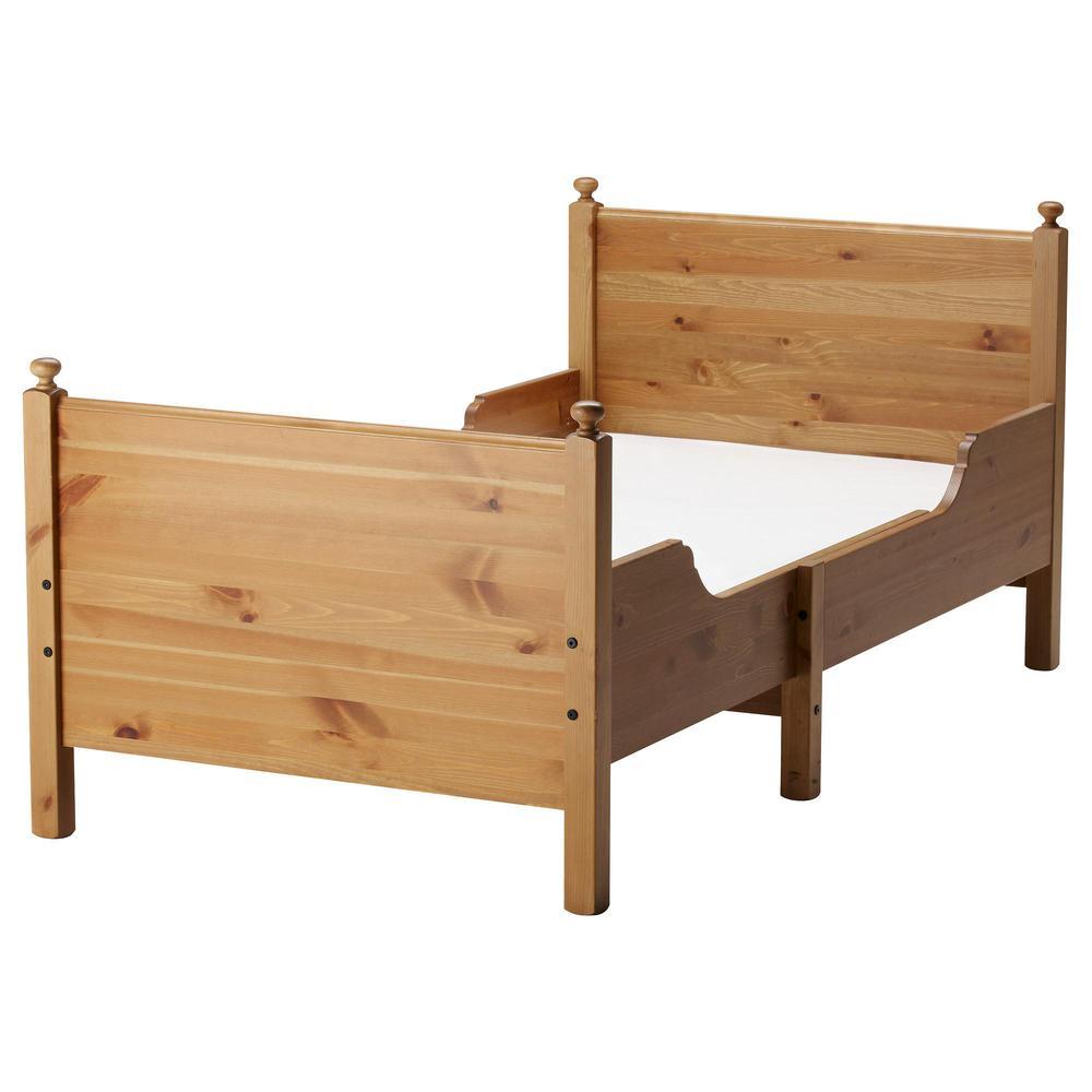 Ikea Letto Allungabile.Letto Allungabile Leksvik