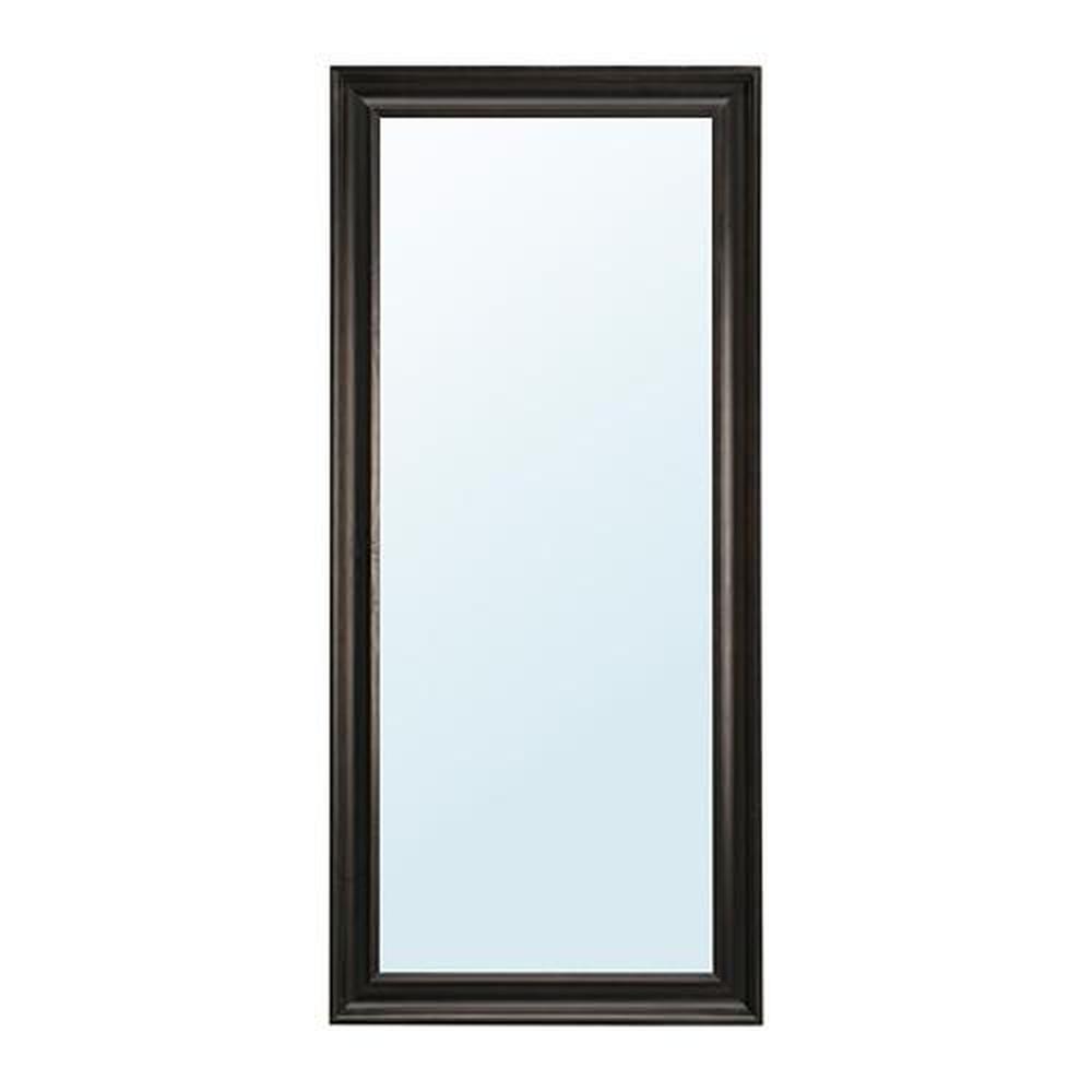 HEMNES Espejo, blanco, 74x165 cm IKEA