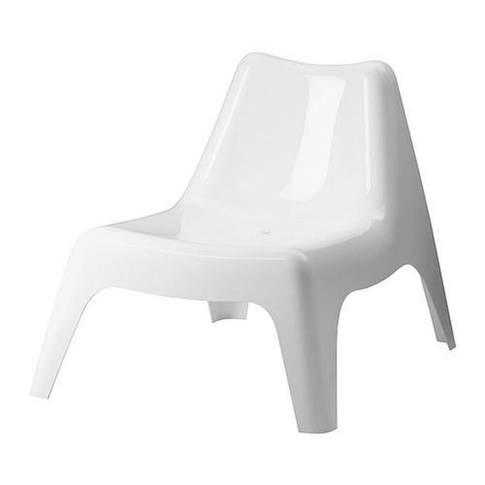 Ikea Ps Vago Kursi Santai Putih 101 746 41 Ulasan Harga Tempat Beli