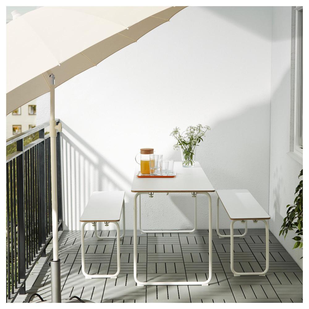 Ikea Ps 2014 Banco D Casa Jard N 102 594 85 Opiniones  # Muebles Vestibulo Ikea