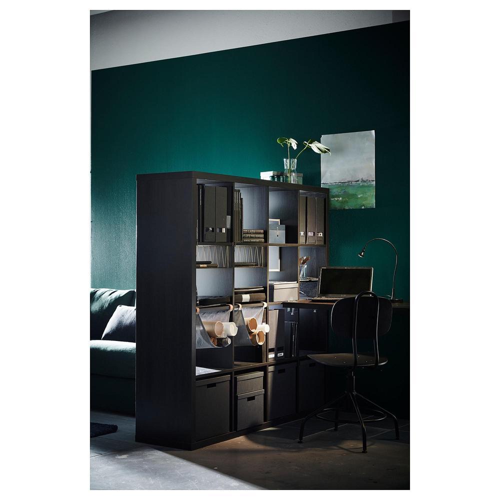 Ikea Expedit Boekenkast Zwart Bruin.Callax Rack Zwart En Bruin 103 795 67 Recensies Prijs Waar