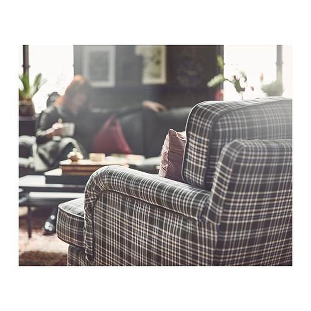 STOCKSUND stol svart (590.335.41) anmeldelser, pris, hvor