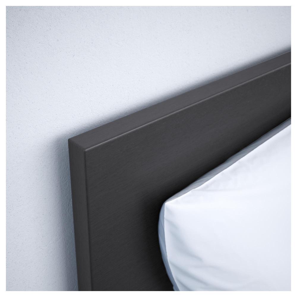 MALMM Marco de cama, alto - 120x200 cm (202.494.91) - opiniones ...
