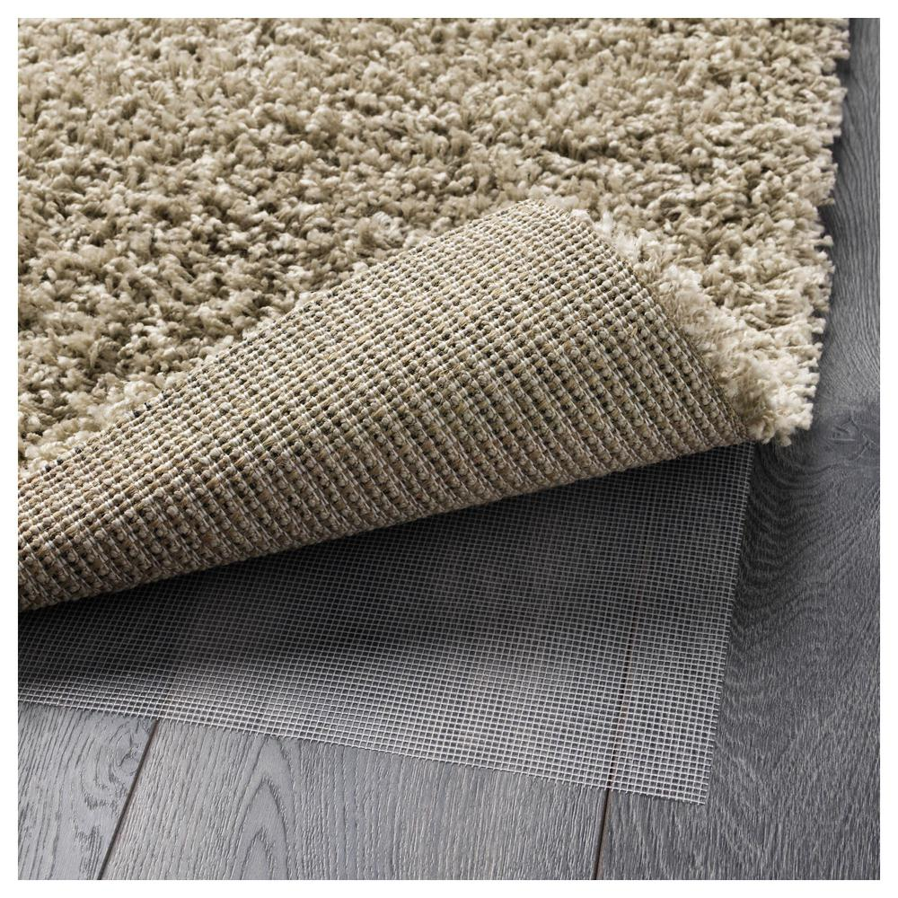 HAMPPEN Rug High Pile Bedroom 133 x 195cm Living In Various Colours Home