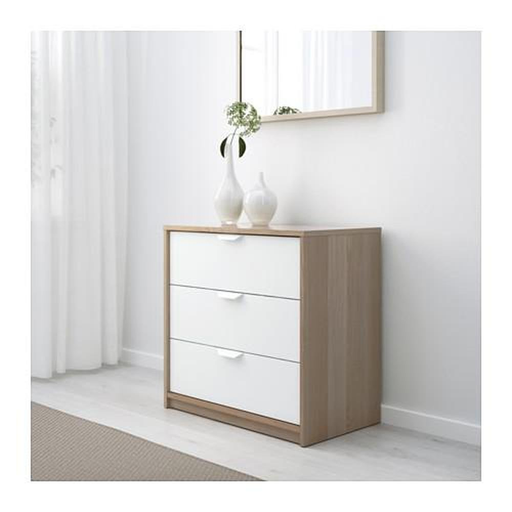 Ikea Kommode Eiche 2021