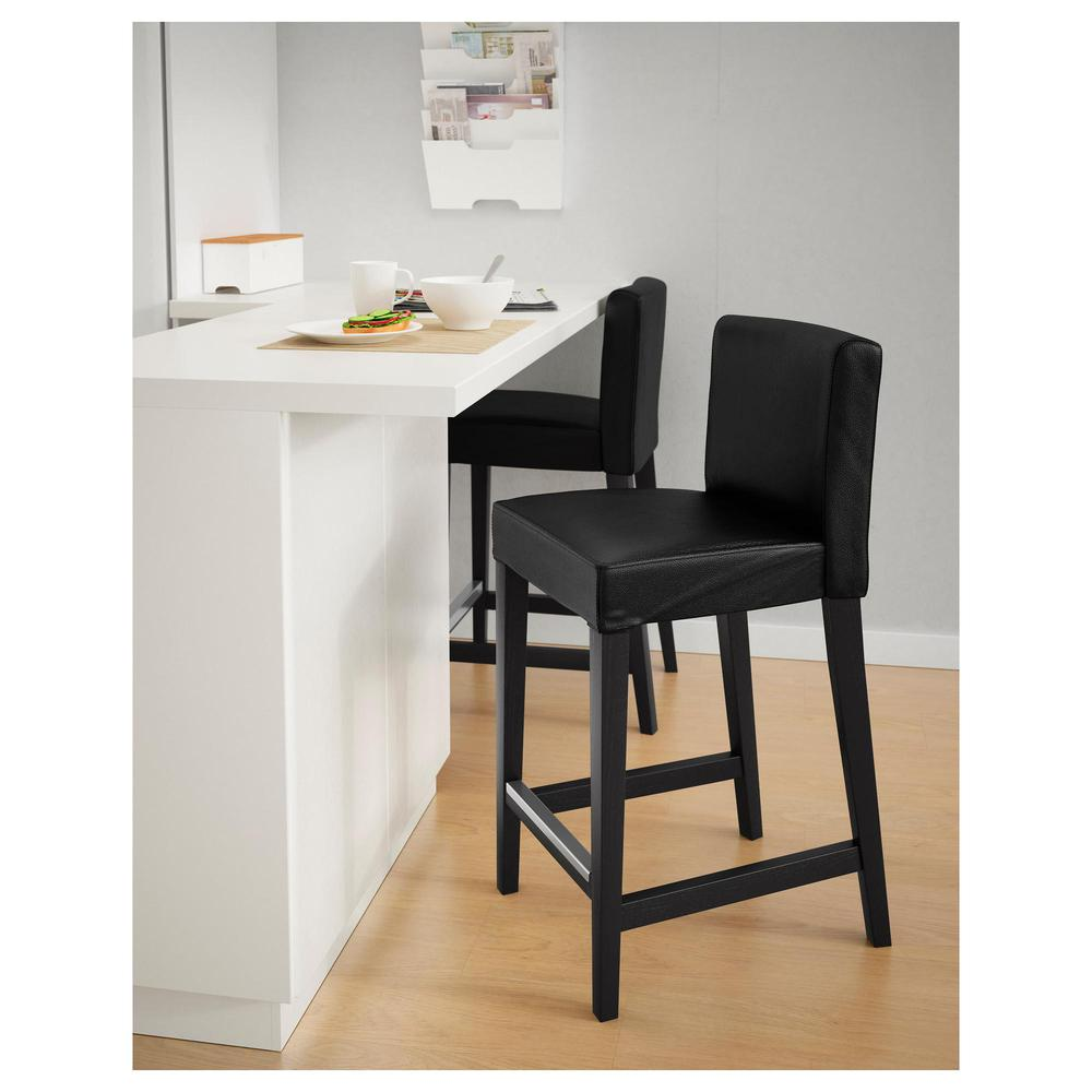 Tremendous Henriksdal Bar Stool Review Gmtry Best Dining Table And Chair Ideas Images Gmtryco